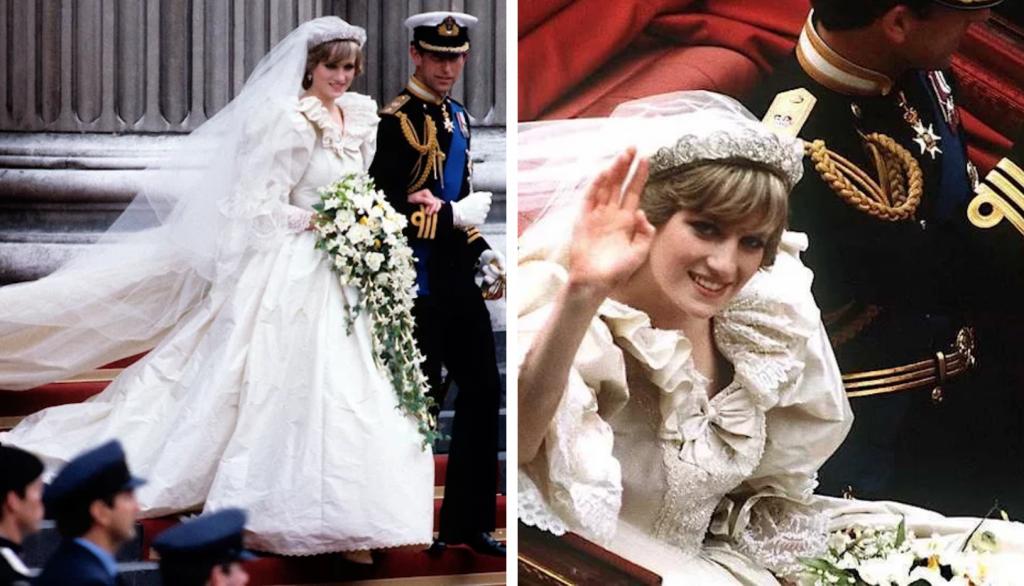 Ikoniske bruder Prinsesse Diana
