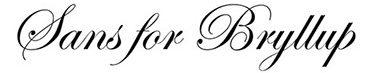 Sans for bryllup Bryllupsguiden Bryllupsplanlegger Bryllupsbok